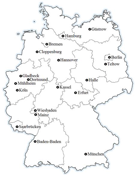 Berufsschulen in Deutschland